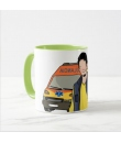 Taza ambulancia Dr.