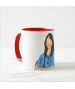 Taza enfermera
